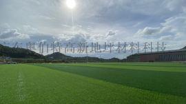 环保足球场人造草坪 广东奥伯特新国标人造草坪
