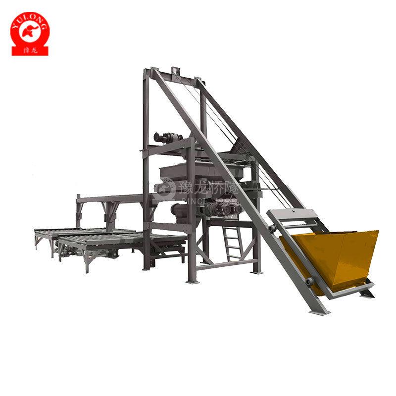 河南省许昌护坡六棱块小型预制构件生产线价格