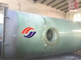 山东地埋式一体化污水泵站水泵自耦安装