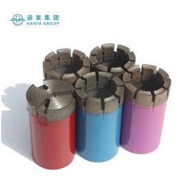 HFP系列专用薄壁金刚石钻头