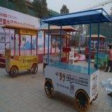 售 车 精细户外小型可移动小吃商品售 车
