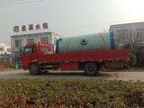 工厂供货预制玻璃钢地埋一体化污水提升泵站