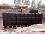 抗浮地埋式一體化消防泵站