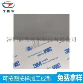 电动汽车电池硅胶泡棉 电动汽车电池防水硅胶密封泡棉