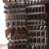 金属仿古格栅铝方通 型材格栅铝方管吊顶