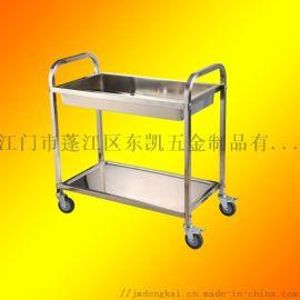 厨房设备厂家不锈钢手推车出口品质