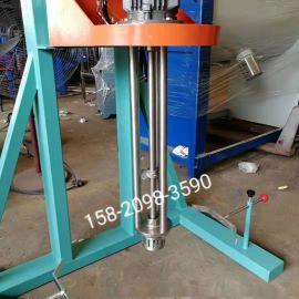 硅胶乳化分散机 剪切式分散机 高速变频搅拌机厂家