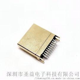 HDMI 19P夹板