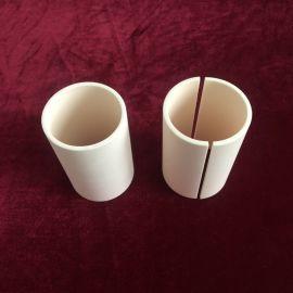 供应氧化铝99瓷管,高温绝缘陶瓷管,