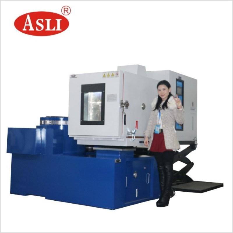 温湿振三综合试验箱生产厂家 高低温振动试验机供应