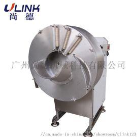 商用生姜切丝机全自动不锈钢切丝切片机