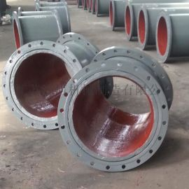 河南耐磨管道 海油工程双金属耐磨粉管 江河机械
