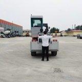 建築工程混凝土攪拌車 自動上料攪拌一體車廠家