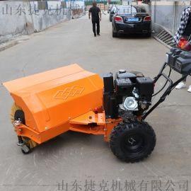 小型扫雪机 全齿轮滚刷清雪机 抛雪机除雪设备 捷克