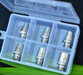 煙塵專用採樣嘴 不鏽鋼 現貨供應