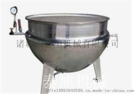 电加热夹层锅-小型卤煮锅多少钱