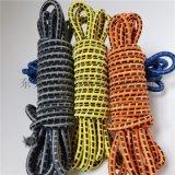 滌綸高彈力鬆緊繩  休閒服飾 間色走馬鬆緊繩