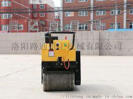 0.6/0.8吨手扶座驾式压路机小型双钢轮压路机