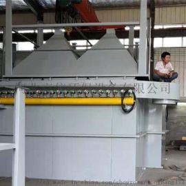 260袋单机MC过滤式除尘器工业除尘设备应用选型
