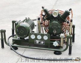 100公斤高压空压机管道试压用