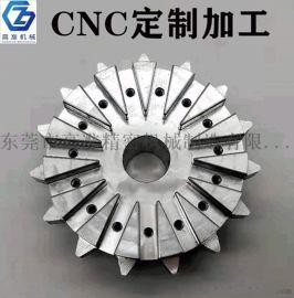 东莞CNC机械零件定制加工厂家