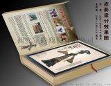 陝西特色紀念皮影 高檔禮盒 貴妃皇上皮影禮包