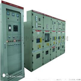 10KV高压成套开关柜 定制12KV中置式开关柜