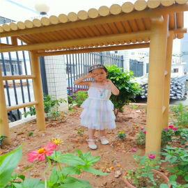 别墅隔断型材铝竹管 庭院仿竹纹铝合金圆管