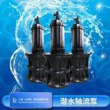 湖南排涝工程1000ZQ-185KW潜水轴流泵报价
