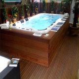 咸宁智能泳池厂家-空气能加热泳池价格-整体泳池安装