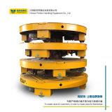 河南工業型電動轉盤 運輸旋轉平臺噸位定製