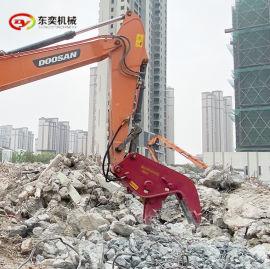 液压钳  设备 房子拆除混泥土破碎