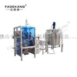 自动化液体包装机械 全自动花生油包装机