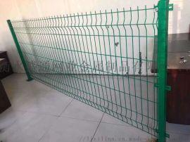 双边丝护栏网现货批发铁丝网围栏防护网工厂厂区围墙双边隔离网