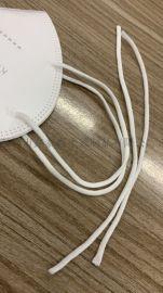 厂家直销口罩耳带绳 不勒耳朵 带起来很舒适