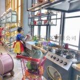 親子餐廳 兒童樂園設備廠家直銷