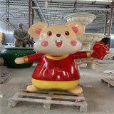 深圳卡通雕塑造型、玻璃鋼卡通動漫雕塑