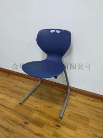 新款出口型PP塑料學生課桌椅