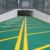 停車場地坪-環氧耐磨止滑地面-車庫坡道-環氧砂漿