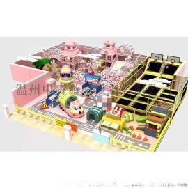 青岛室内乐园厂家定制室内乐园淘气堡设备 欢迎咨询