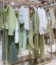 女装折扣朗斯莉长袖毛衣货源渠道找广州明浩