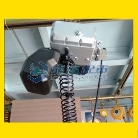 现货500kg智能环链电动葫芦,精密设备吊装