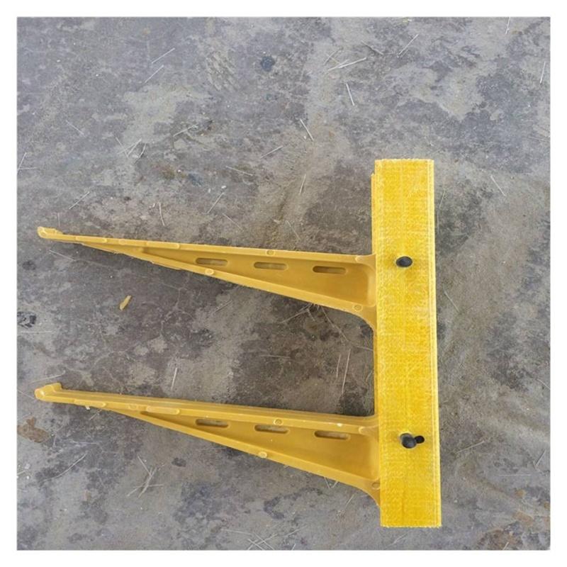 霈凯电缆支架 管道支架 玻璃钢电缆分体式支架