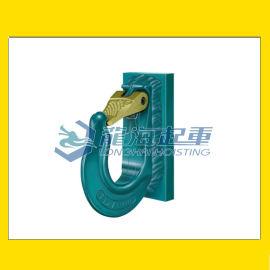 AHK型德国JDT焊接式吊钩,合金钢模锻而成