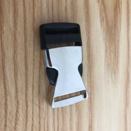厂家批发合金插扣 金属背带扣 锌合金扣具