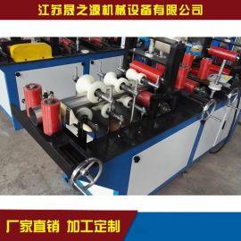 多型號圓管貼膜機,塑鋼型材貼膜機