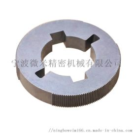 齒輪配合檢測高精度量具內齒外齒標準件及非標定製