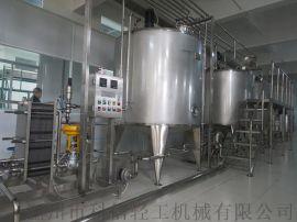 全自动酸梅汤灌装机 酸梅饮料生产线 6000瓶酸梅汁加工设备多少钱