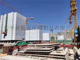 【建筑外架防护钢板网】联森外架防护钢板网