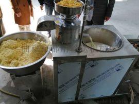 商用豆腐机 电气两用自动豆腐机 利之健食品 全自动